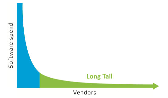 Software Long Tail traject